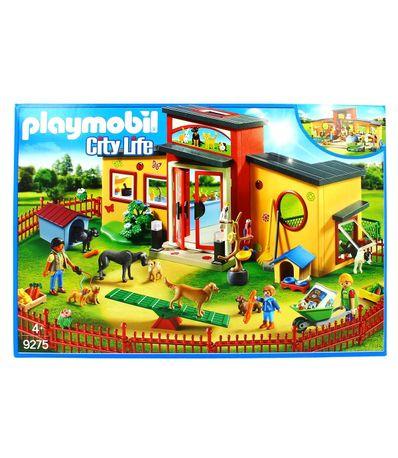 Playmobil-City-Life-Hotel-de-Mascotes