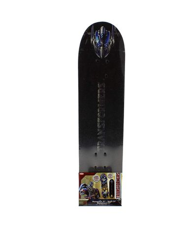 Transformers-Skateboard
