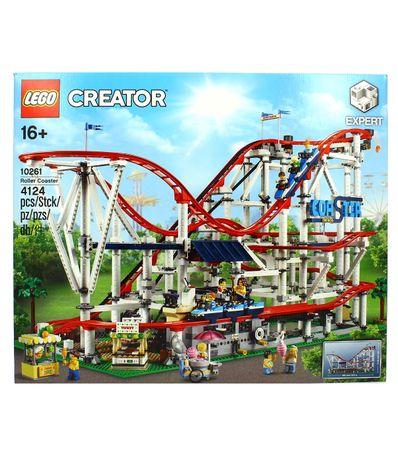 Lego-Creator-Expert-Montaña-Rusa