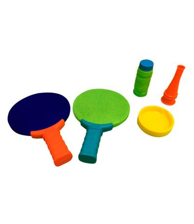 Bubble-Pong