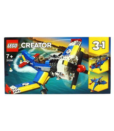 LEGO-Creator-Aviao-de-Corrida