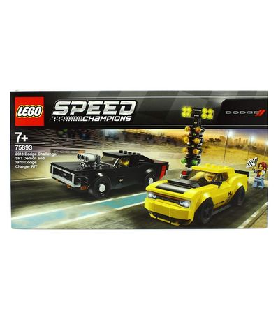 Lego-Speed-Dodge-Challenger-e-Dodge-Charger