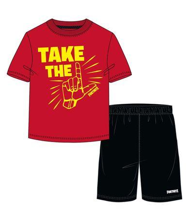 Fortnite-Pijama-Rojo-Take-the-L