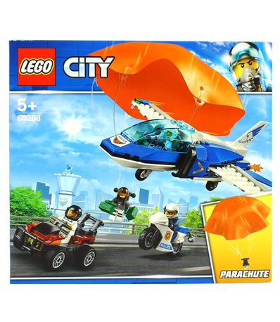 Police-aerienne-de-la-ville-de-Lego--arrestation-du-voleur