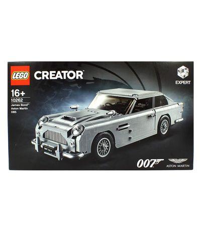 Especialista-em-Lego-Creator-Aston-Martin-DB5