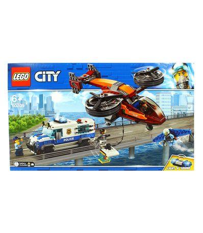 Lego-City-Policia-Aerea--Robo-del-Diamante