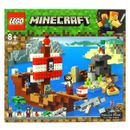 Lego-Minecraft-Pirate-Ship-Adventure