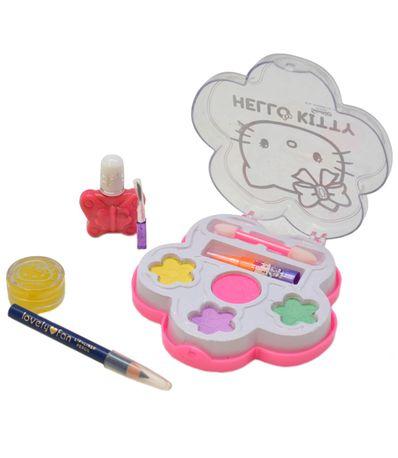 Hello-Kitty-Conjunto-de-Maquilhagem-Flower-Girls