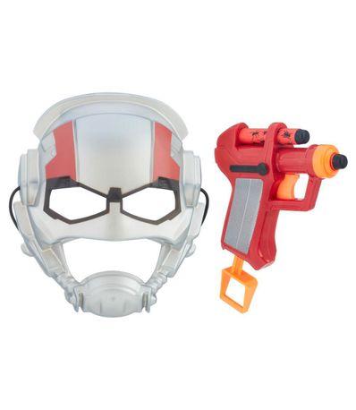 Los-Vengadores-Ant-Man-Mascara-y-Lanzador