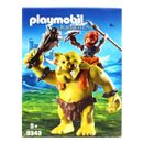 Playmobil-Knights-Trol-Gigante-con-Mochila-Gnomo