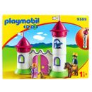 Playmobil-123-Castillo-con-Torre-Apilable