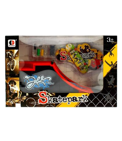 Skate-Park-Pequeño-Party-Board