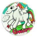 Pelota-Unicornio-Blanca-230-mm