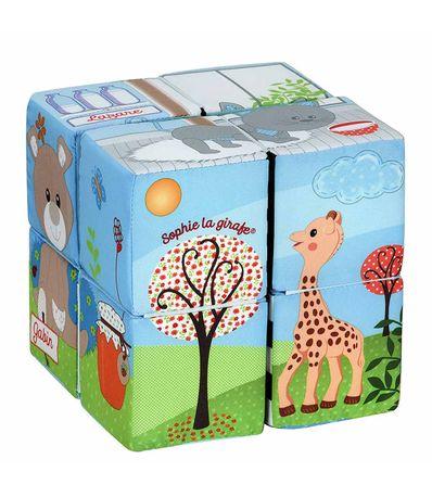 Cubo-Puzle-Sophie-La-Girafe