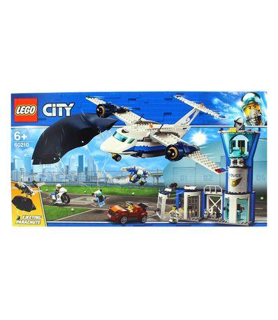 Policia-Aerea-da-Cidade-de-Lego--Base-de-Operacoes