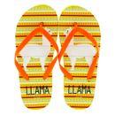 Chanclas-Llama-Amarillas