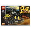 Carregador-de-lagartas-Lego-Technic