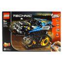 Vehicule-acrobatique-telecommande-Lego-Technic