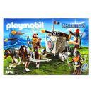 Playmobil-Knights-Carruaje-Caballos-con-Ballesta