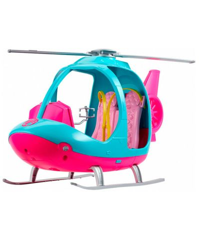 Barbie-Helicoptero
