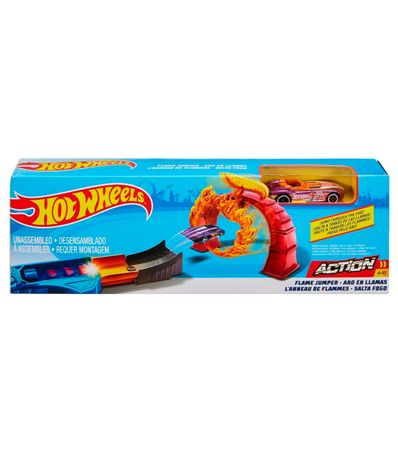 Hot-Wheels-Pista-Aro-en-Llamas