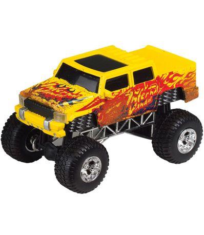 Vehiculo-4x4-Amarillo