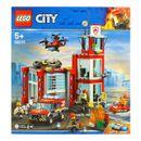 Estacao-de-bombeiros-de-Lego-City