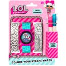 LOL-Surprise-Reloj-Digital-Correas-Coloreables