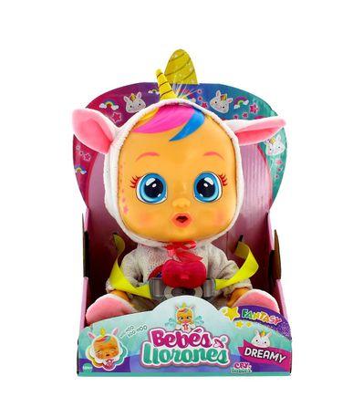 gran venta nueva selección auténtico Bebés Llorones Dreamy el Unicornio