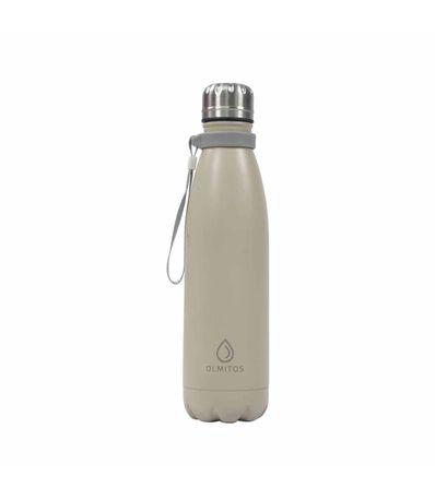 Botella-Termica-Inoxidable-500-Ml-Taupe