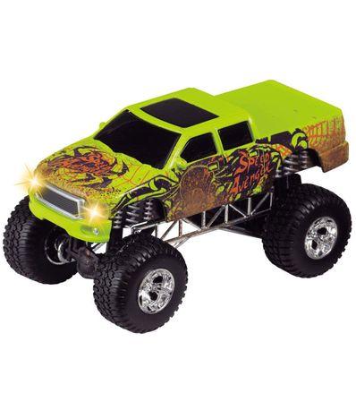 Vehiculo-4x4-Verde