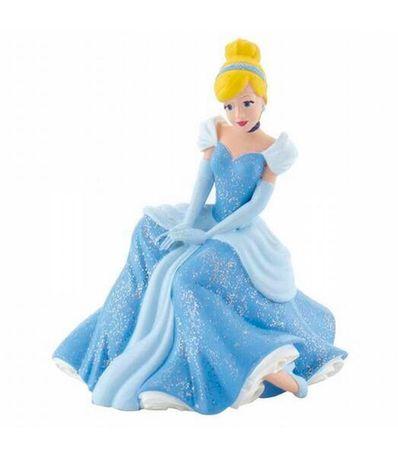 Princesas-Disney-Cenicienta-Figura-Sentada-PVC
