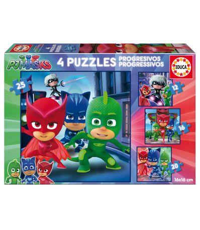 Masques-PJ-Progressive-Puzzles