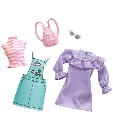 Barbie-Pack-2-Looks-Couleurs-Pastel