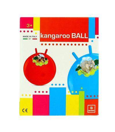 Boule-de-kangourou-rouge