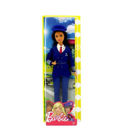 Barbie-Piloto