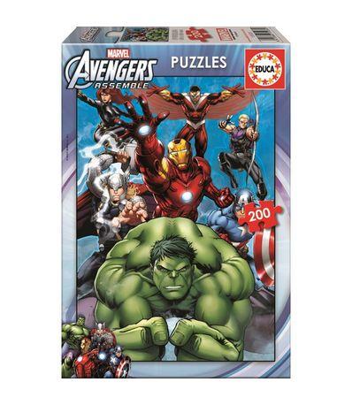 The-Avengers-Puzzle-200-Pecas