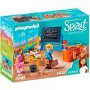 Playmobil-Spirit-Riding-Free-Clase-Señorita-Flores