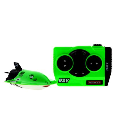 Submarino-RC-Ray-Verde