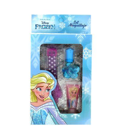Frozen-Conjunto-maquilhagem-com-Relogio