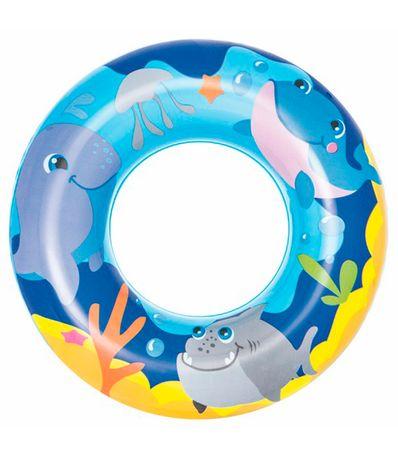 Flotador-Circular-Azul