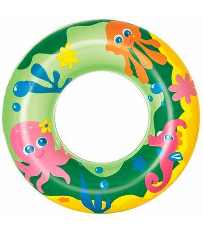 Flotador-Circular-Verde