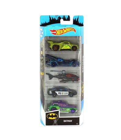Hot-Wheels-Pack-5-Vehiculos-Batman-2