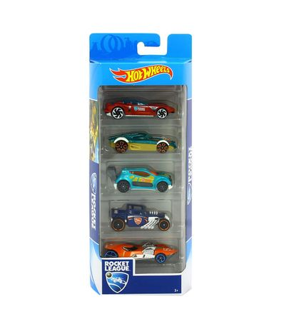 Hot-Wheels-Pack-5-Vehiculos-Rocket