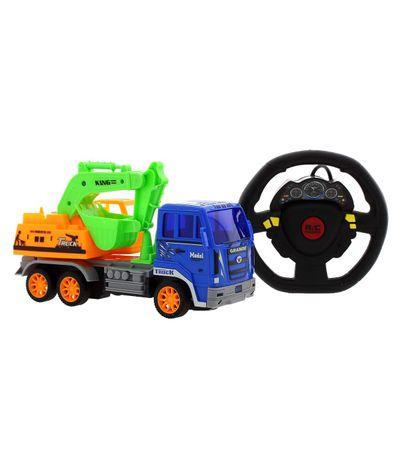 Camion-Escavadora-R-C