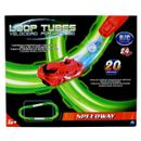 Loop-Tubes-Speed-par-un-tube-Speedway-Track