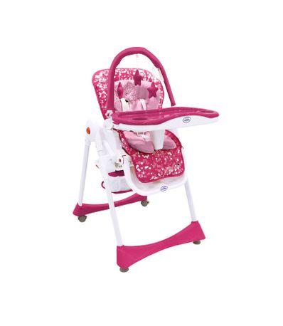 Chaise-haute-Elegant-Fleur-du-Cerisier