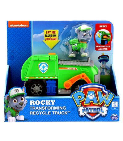 Patrulla-Canina-Vehiculo-con-Rocky