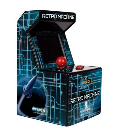 Micro-Arcade-Machine