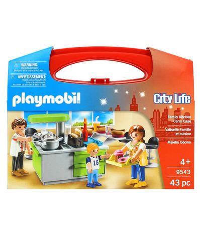 Playmobil-City-Life-Maletin-Cocina